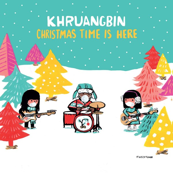 Khruangbin - Christmas Time Is Here (2020 edition)